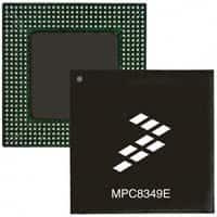 MPC8349ECZUAJFB-飞思卡尔热门搜索IC
