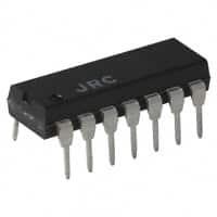 NJM592D-JRC热门搜索IC