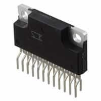 SLA7071MPRT-Sanken电机, 电桥式驱动器芯片